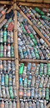 Trash Bottles