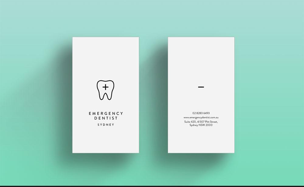 © ChrisRaeDesign.com Sydney Brand Identity Graphic Web Print Design Creative Direction Chris Rae Design Emergency Dentist Sydney 01.jpg