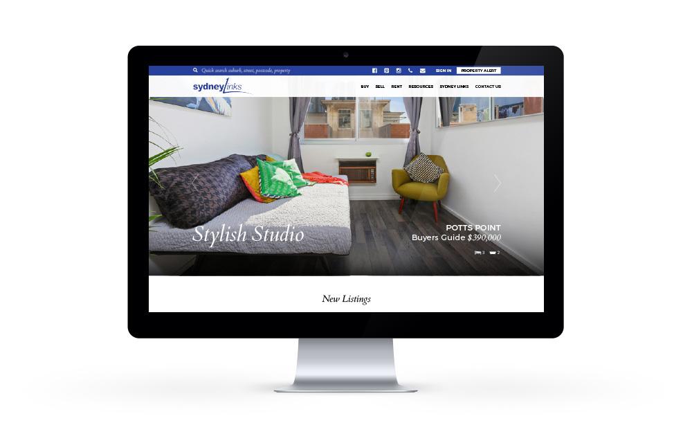 © Chris Rae Design Sydney - Sydney Links real estate - Graphic Web Branding Social Media Marketing 1.jpg