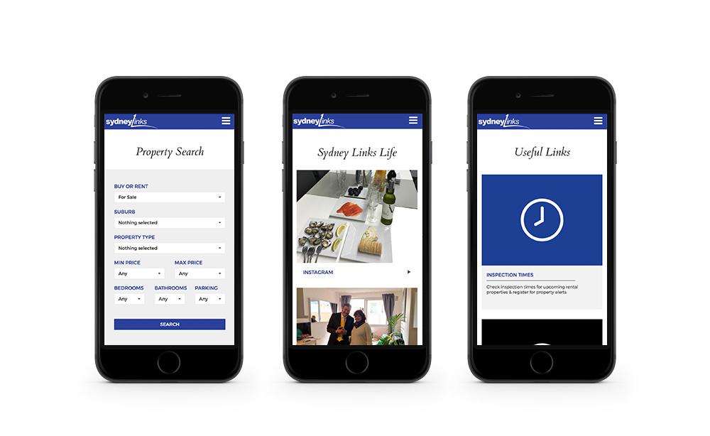 © Chris Rae Design Sydney - Sydney Links real estate - Graphic Web Branding Social Media Marketing 2.jpg