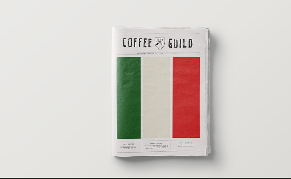 © Chris Rae Design Sydney Brand Identity Graphic Print Design Coffee Guild Milton 01.jpg
