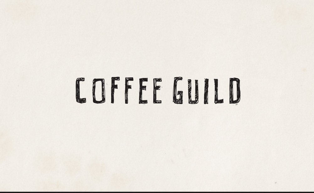 © Chris Rae Design Sydney Brand Identity Graphic Print Design Coffee Guild Milton A.jpg