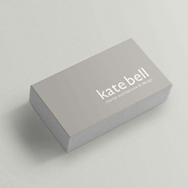  Brand refresh and print design for interior architect and designer @katebelldesign  . . . #chrisraedesign #brandrefresh #printdesign #minimalist #contemporarydesign #sydneydesigner #interiordesigner #interiorarchitect #colorpalette #colourpalette #werk