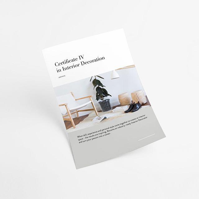 Yummy print design for @sydneydesignschool  #chrisraedeisgn #creativedirection #printdesign #graphicdesign #minimalism #contemporarydesign #aesthetics #sydneydesign #sydneydesignschool #interiordesign #interiordecoration #werk