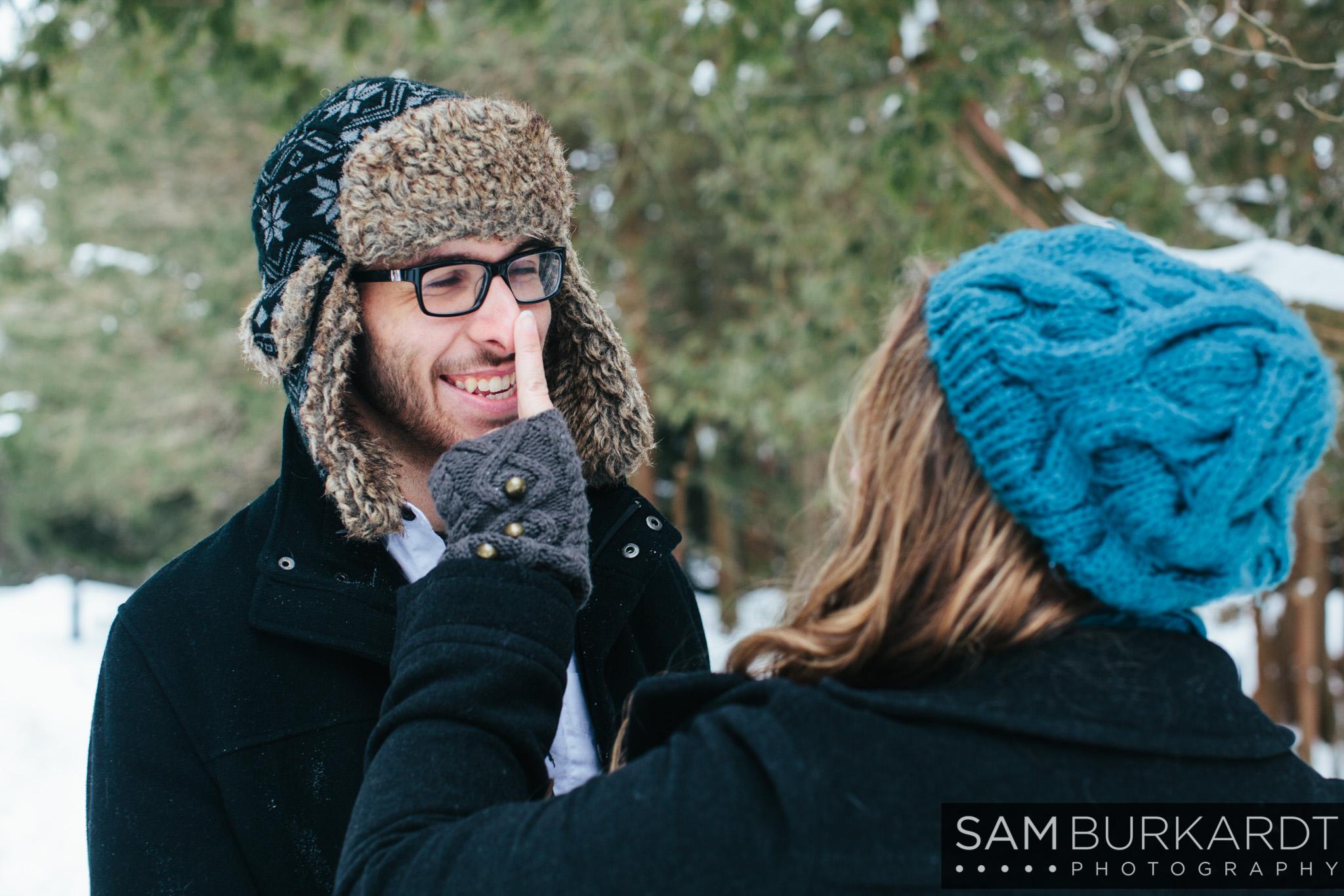winter_engagement_elizabeth_park_ct_hartford_snow_married