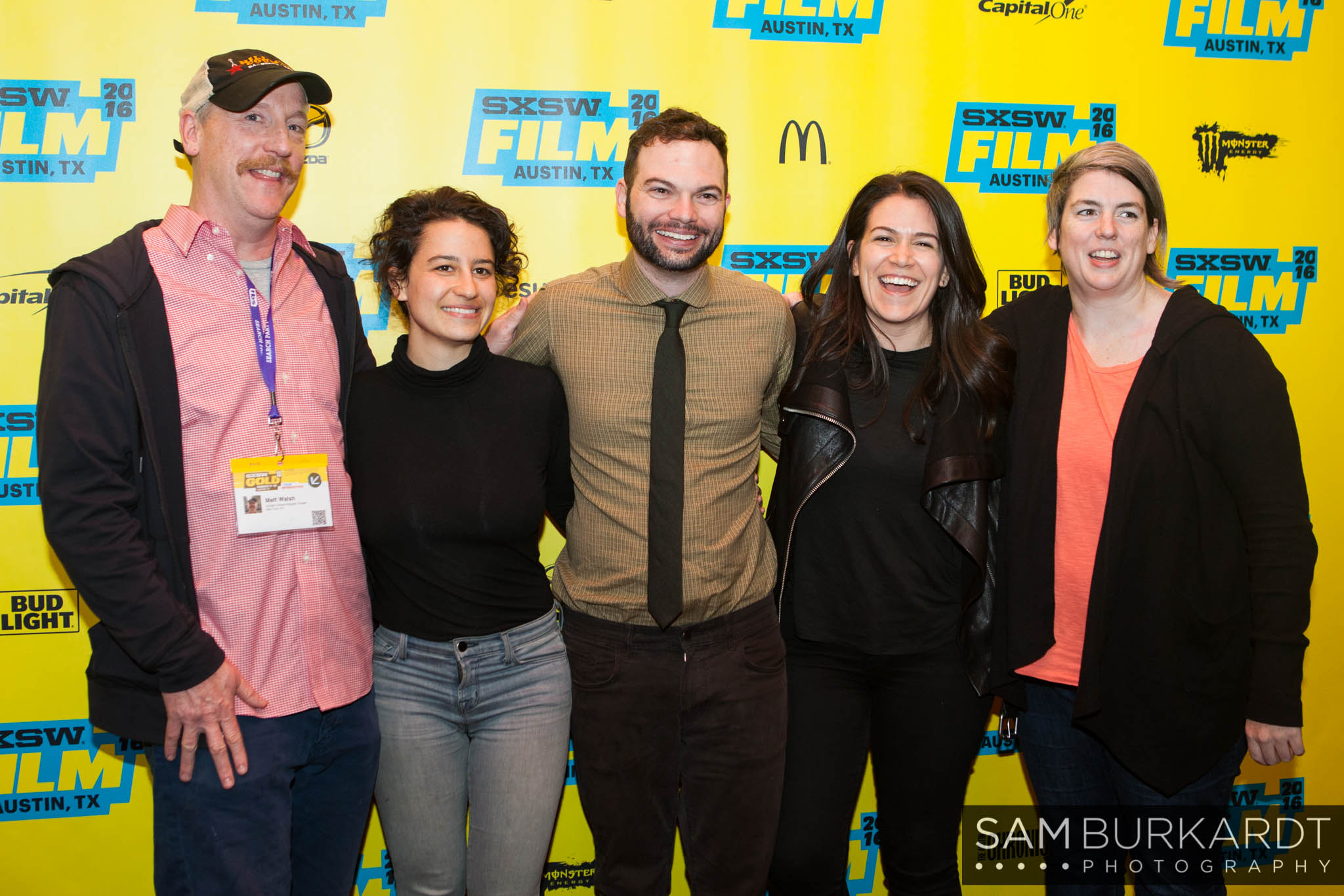 Matt Walsh at the premiere of 'Thank You Del: The Story of the Del Close Marathon' at SXSW 2016