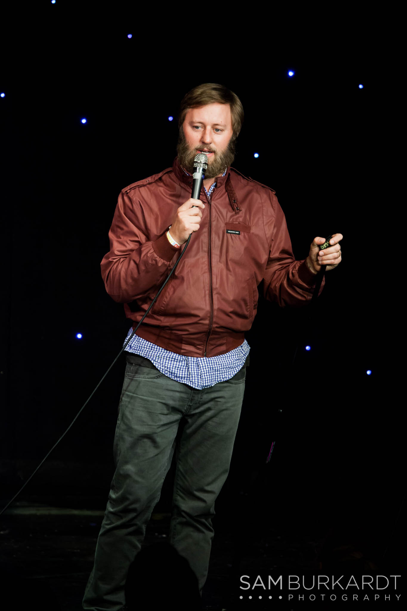 Rory Scovel performing at 'truTV presents Those Who Can't with The Grawlix' at SXSW 2016