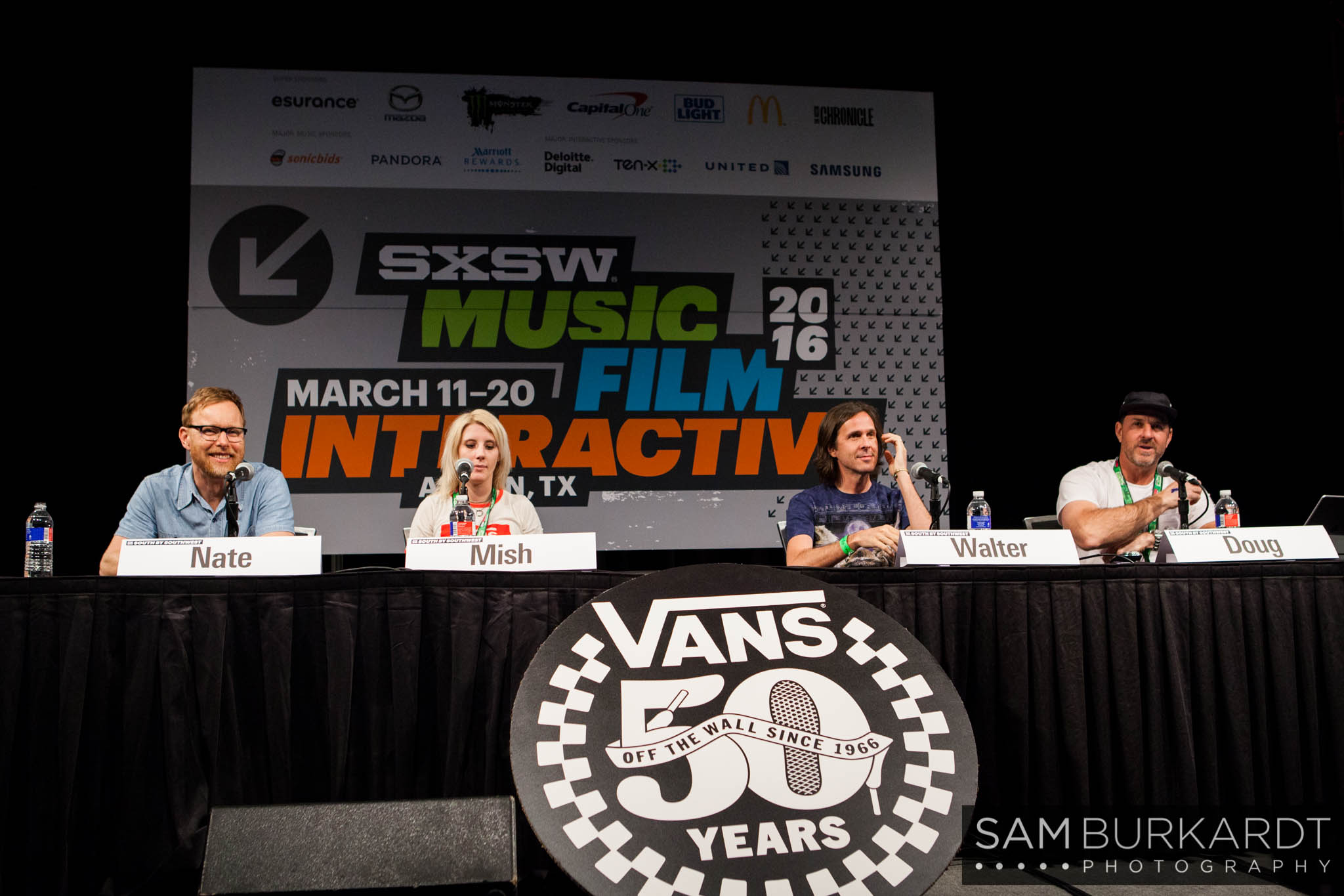 Vans 50th Anniversary at SXSW 2016