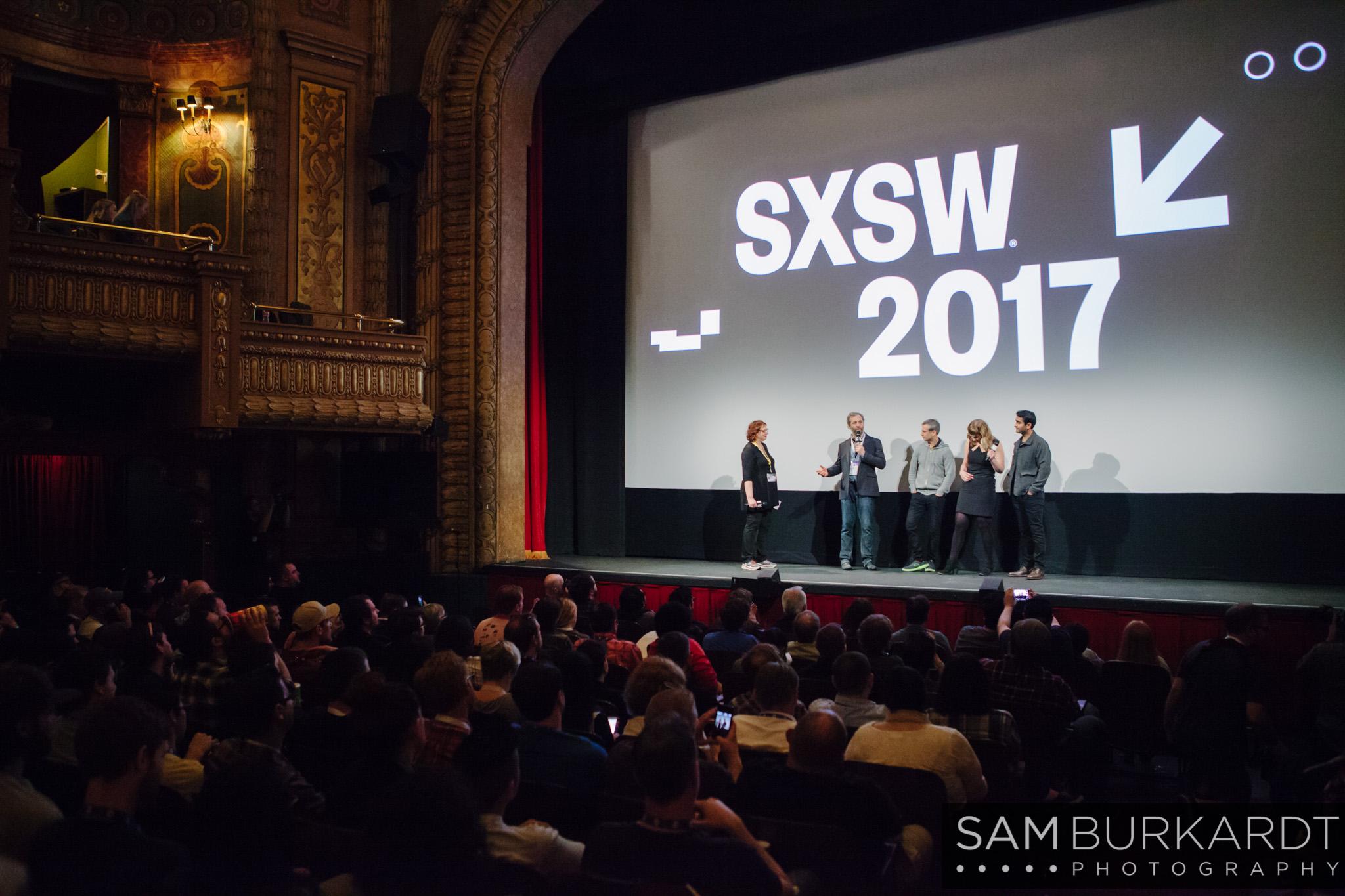 Judd Apatow, Emily V. Gordon, Kumali Nanjiani - The Big Sick movie premiere