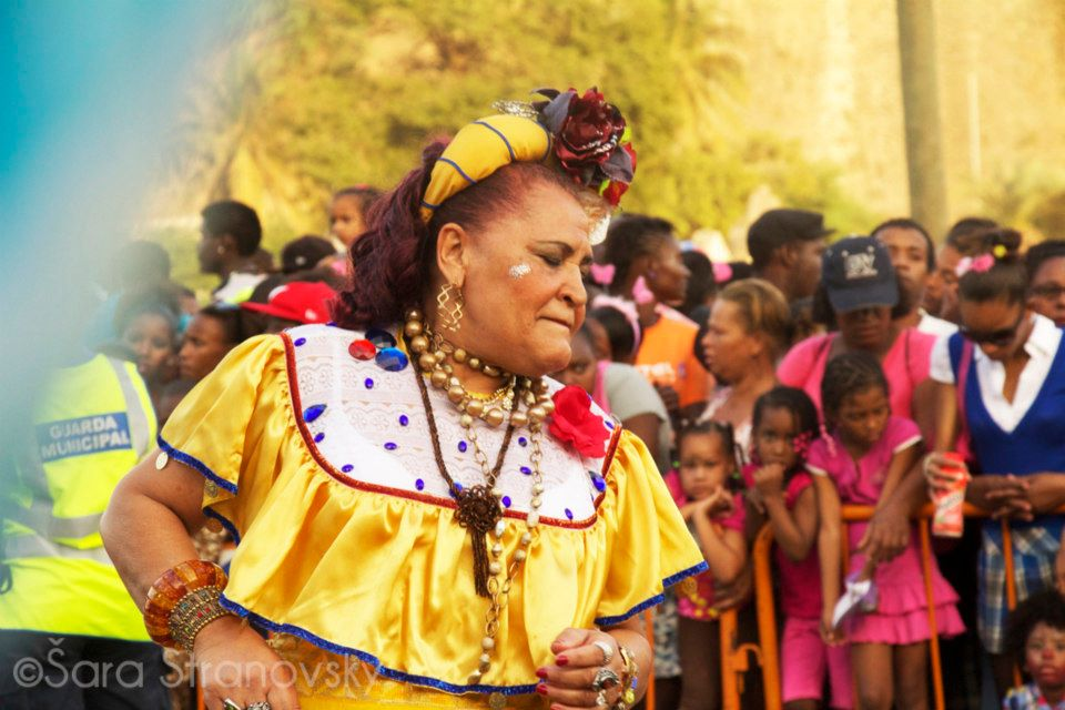 Carnival, Santiago, Cape Verde.
