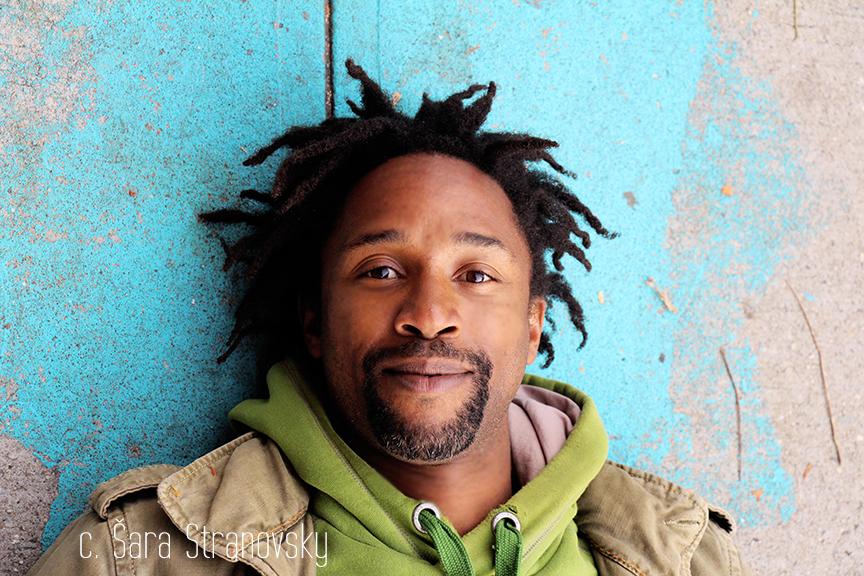 Hassan Christopher, choreographer, Brooklyn, NY