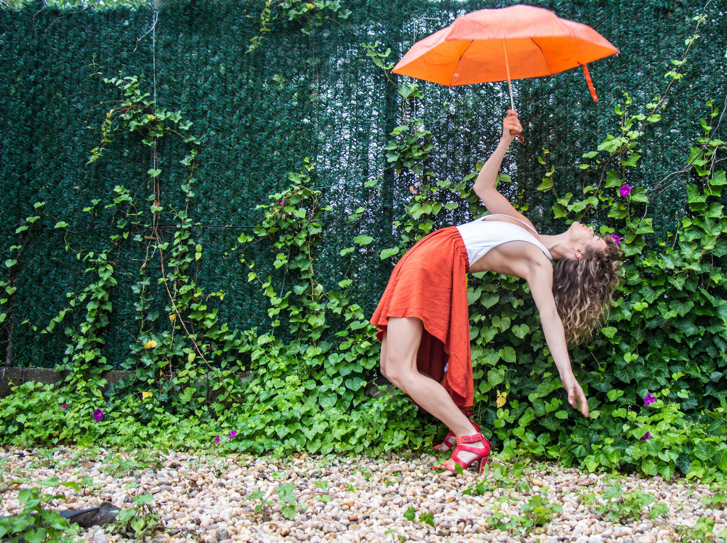 Rain, NYC.