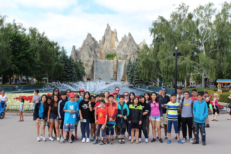 Canada's Wonderland Amusement Park