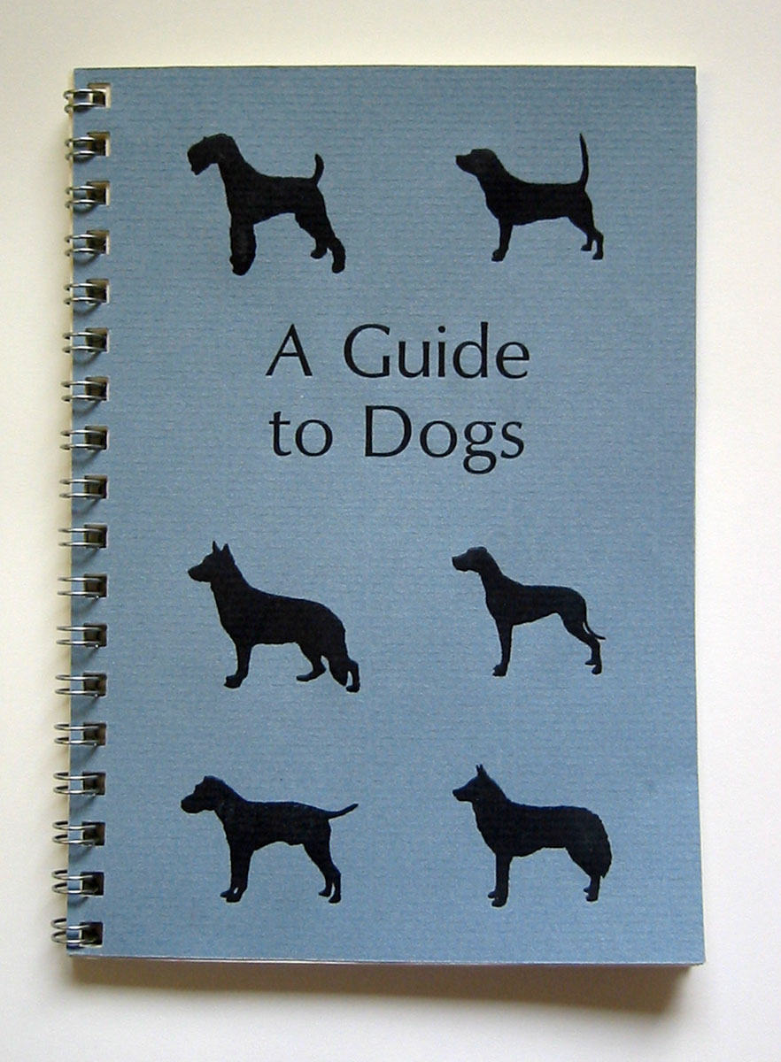 © 2008 Andrew Huot,  A Guide to Dogs