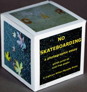 © 2005, Cathryn Miller, no skateboarding
