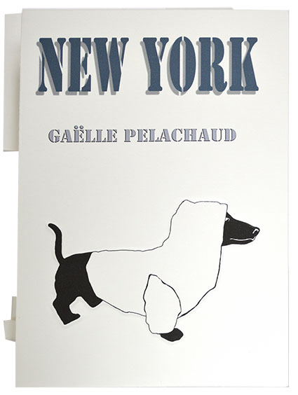 © 2012 Gaëlle Pelachaud, Éditions Rafaël Andréa, New York