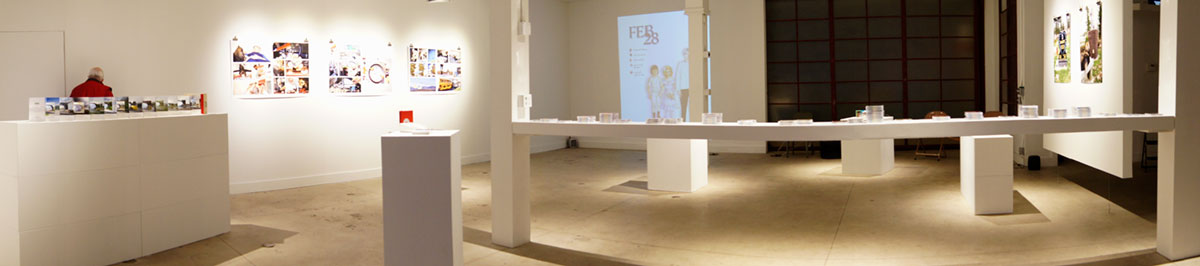 © 2017 Louise Levergneux, a panorama of the show