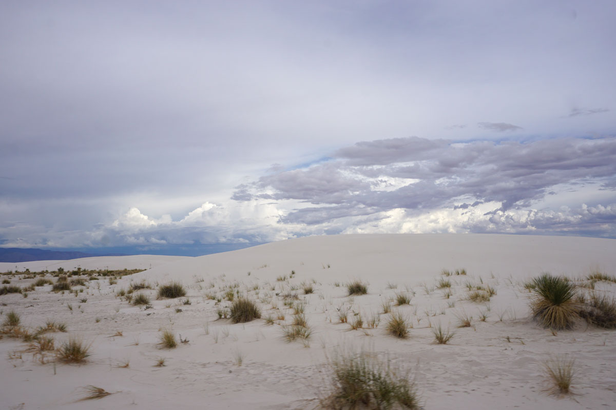 © 2018 Louise Levergneux, White Sands National Monument