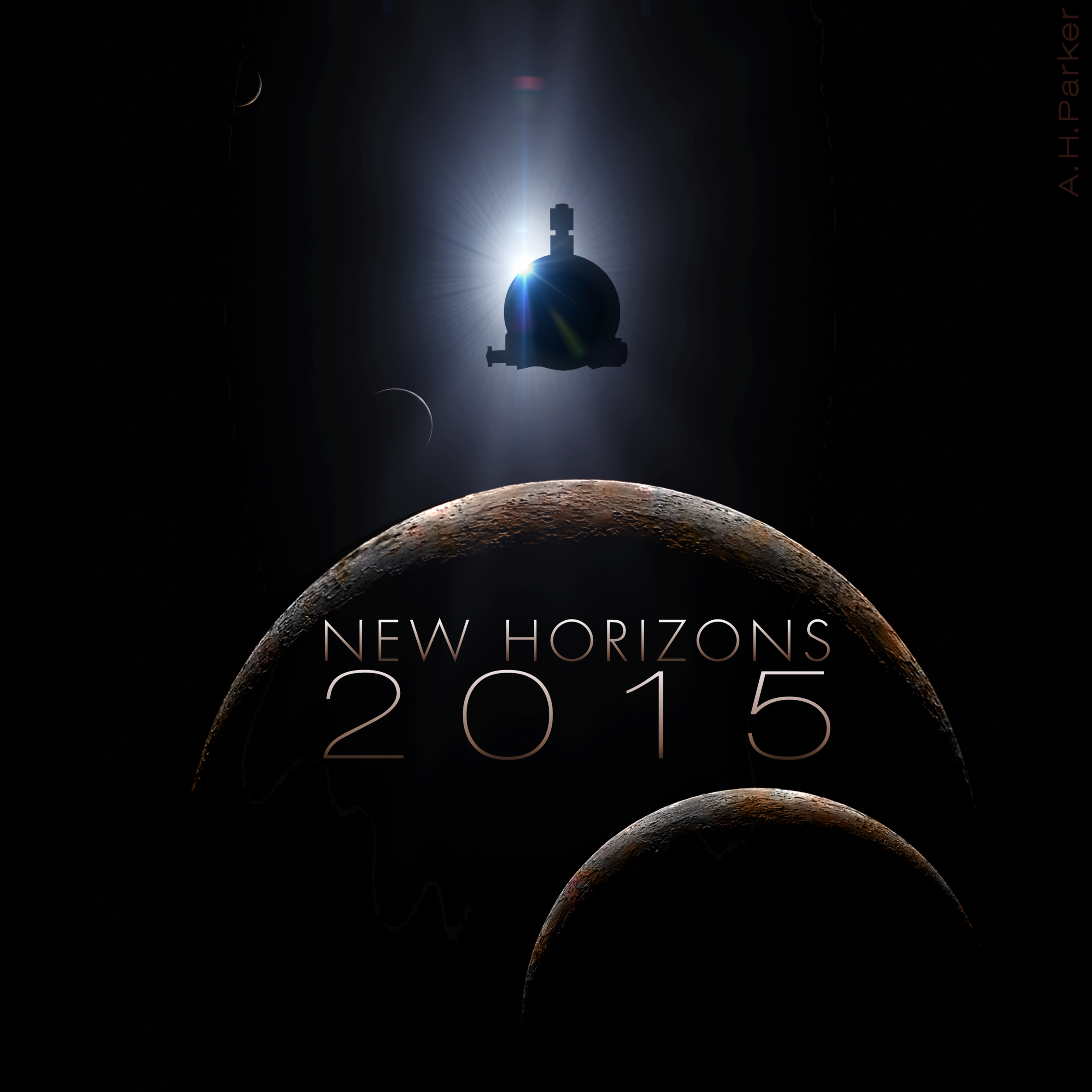 New Horizons in the Pluto system.