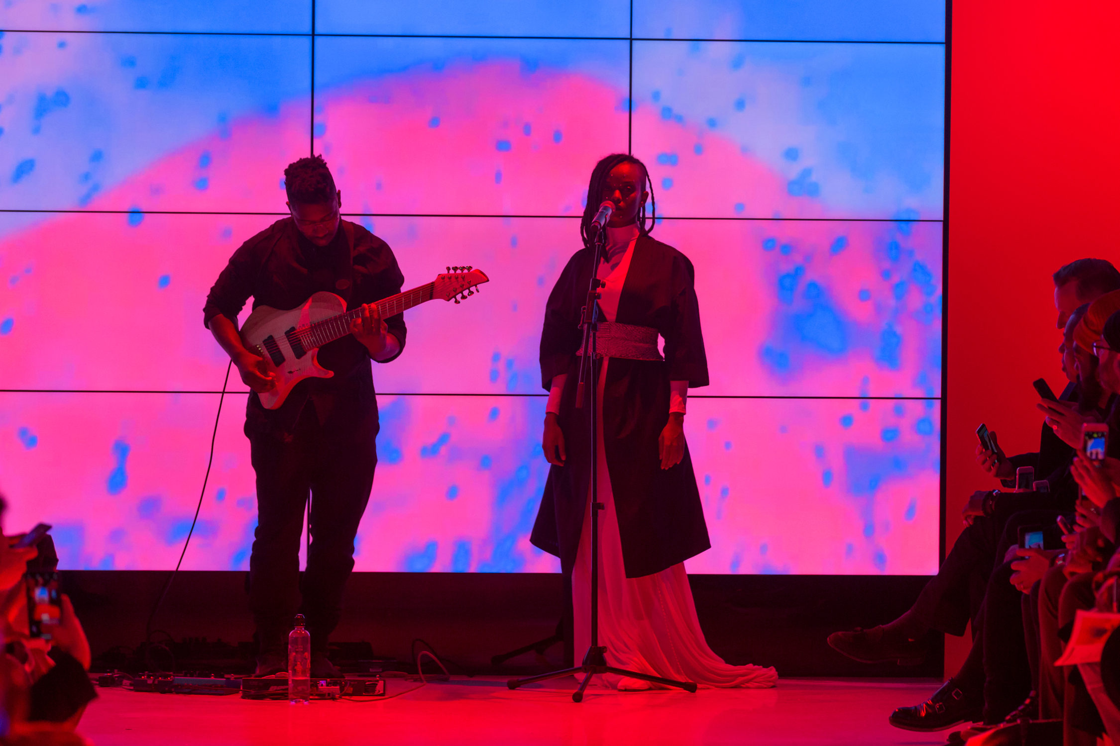 TOSIN ABASI AND KELELA  Original Music and Live Performance
