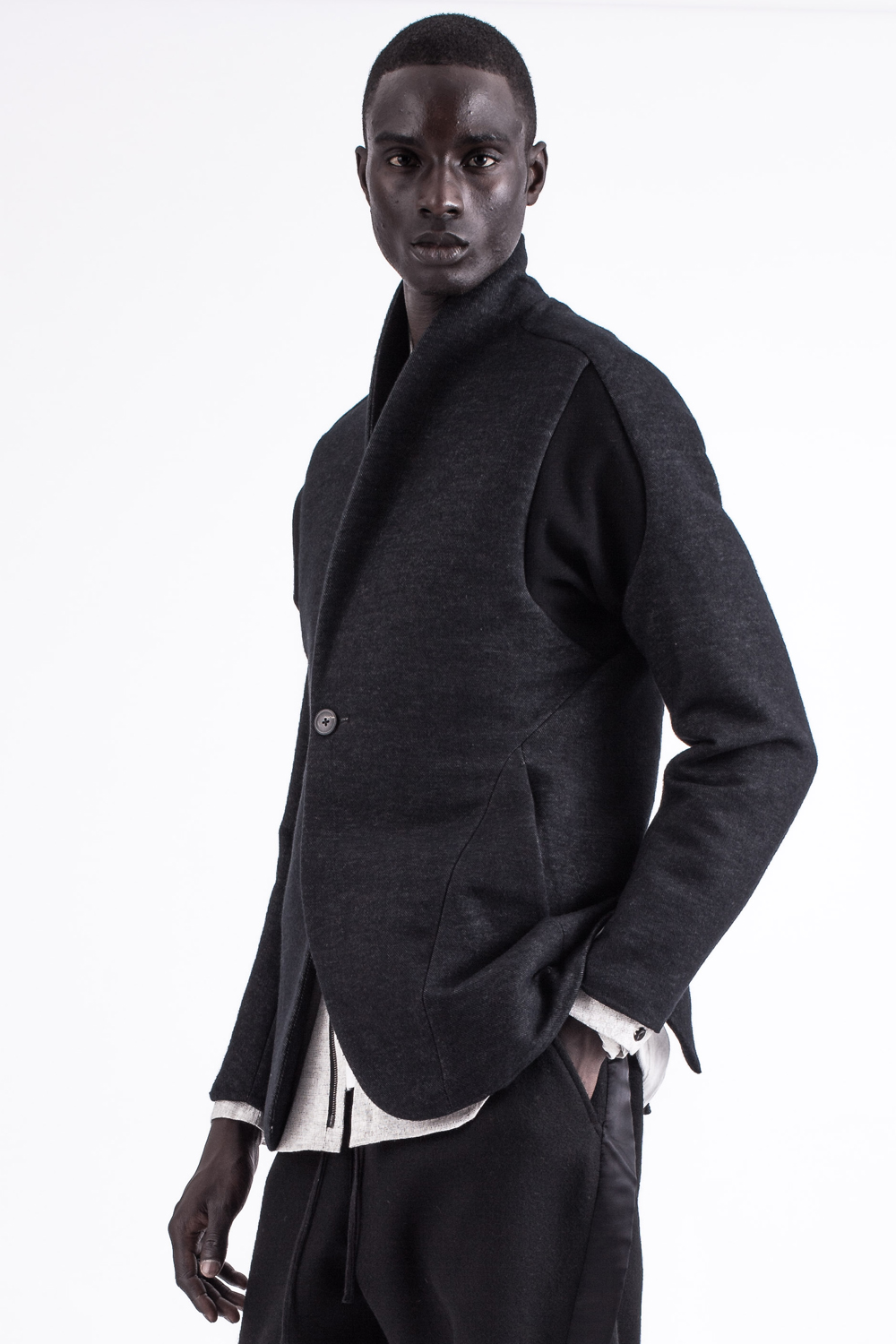 The ARC Jacket — tailoring reimagined for the 21st century