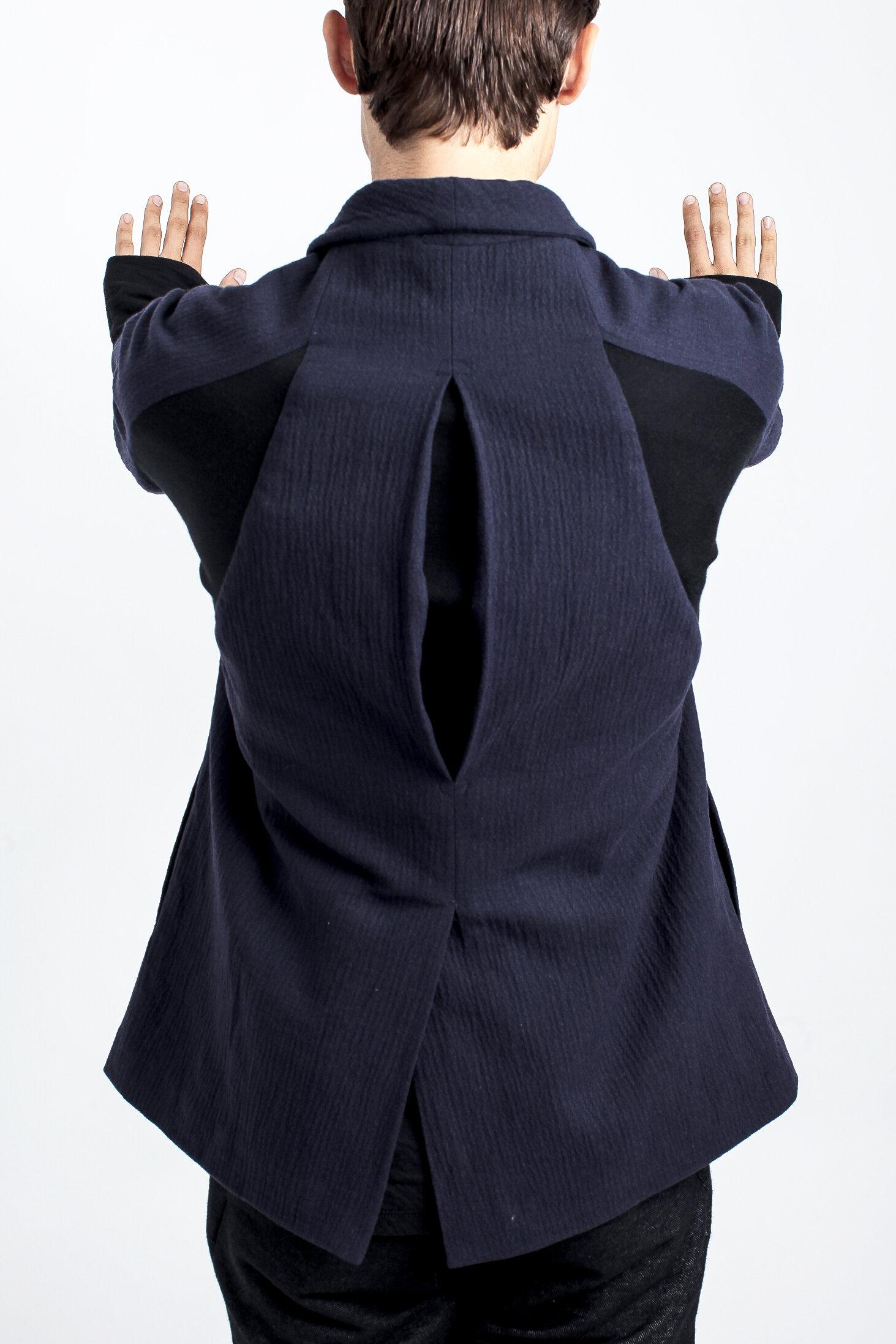 ARC Jacket 1 , flexible panels, 2013