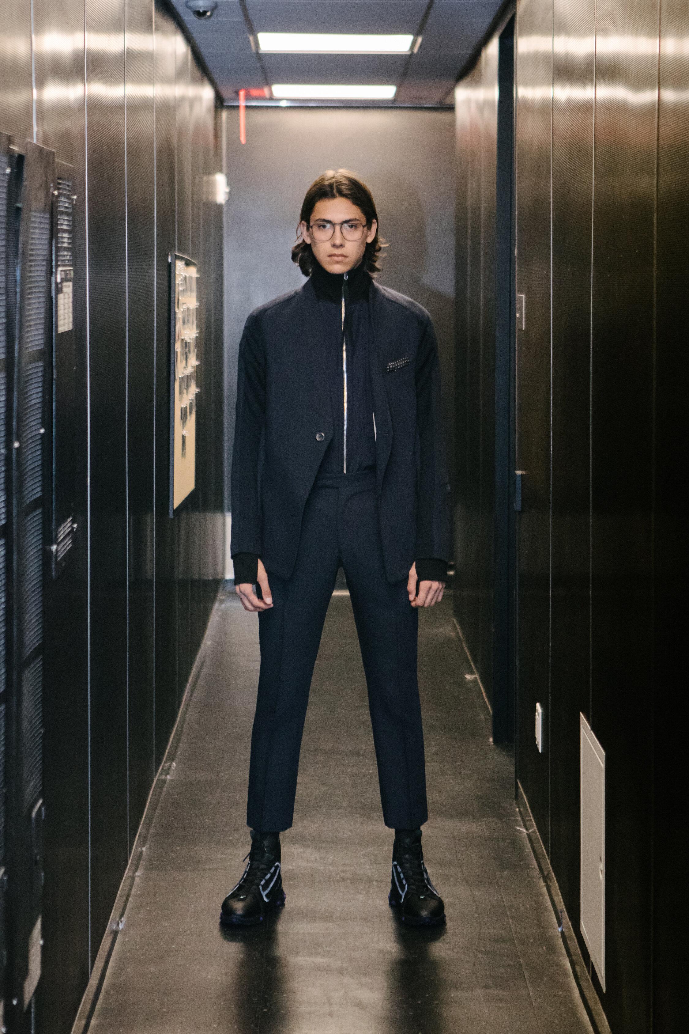ARC Suit, 3-Piece, 2020   ARC Jacket, ARC Track Jacket, ARC Trouser    Order Now →