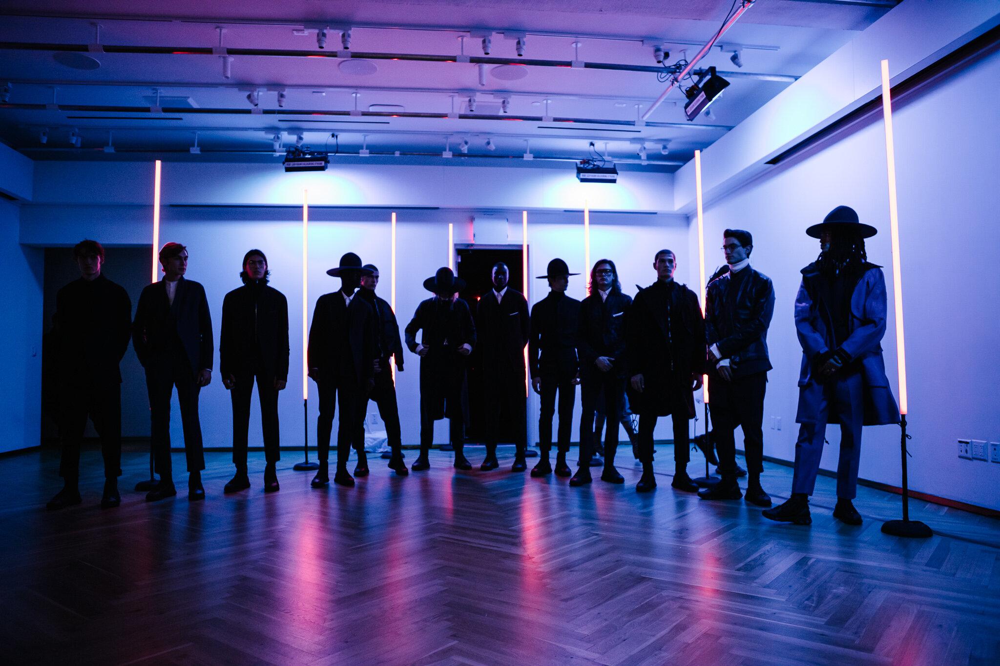 Tailored Futurism 2020 launch , New York City