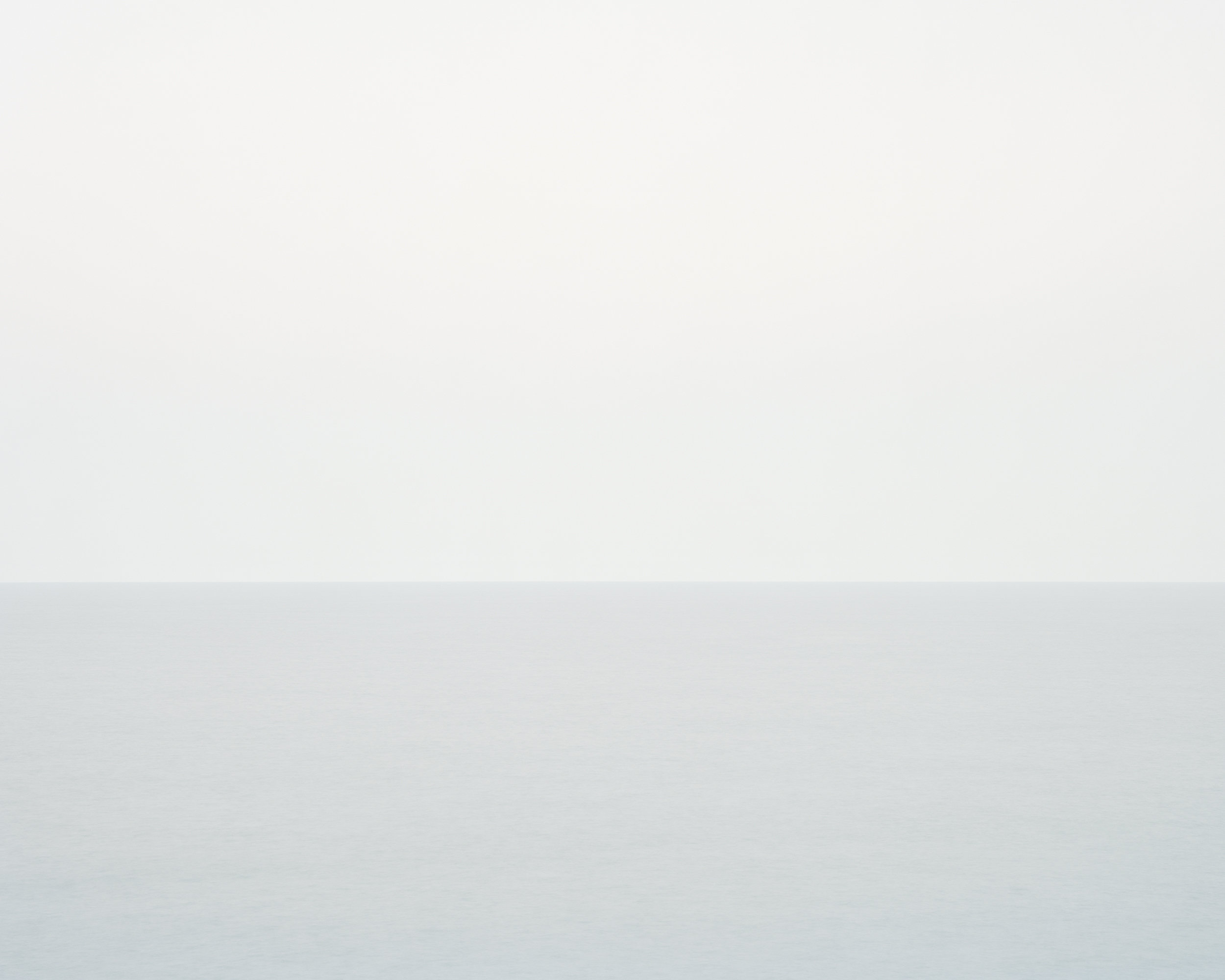 Untitled Seascape # 8 (white midday), The Gap, Vaucluse, Sydney, Australia, 2014.