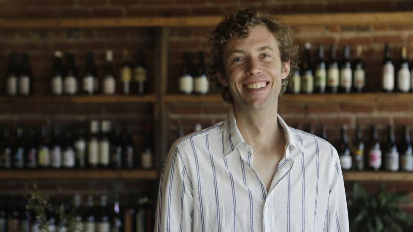 White Zin is In Again with Niccolo Coturri,  Los Angeles Times