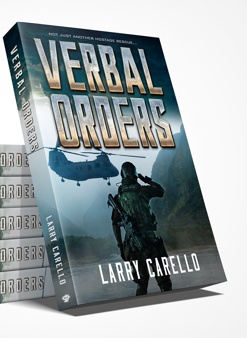 Verbal Orders...two former Navy pilots track down an American Oil Heiress in the  muslim dominated southern Philippines.