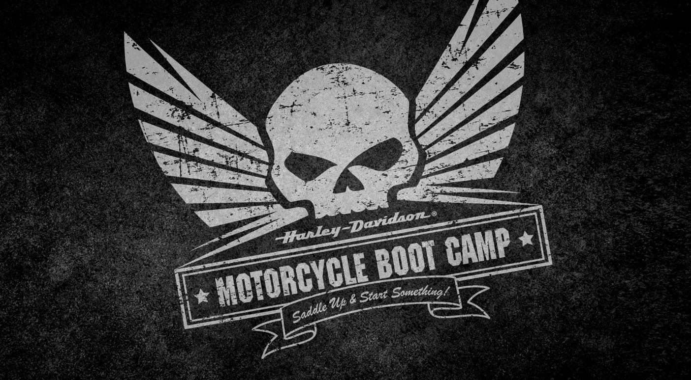 Harley Davidson Motorcycle Boot Camp Jason Bellinger