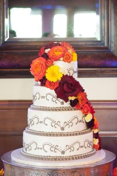 Cake by Rossmoor Pastries