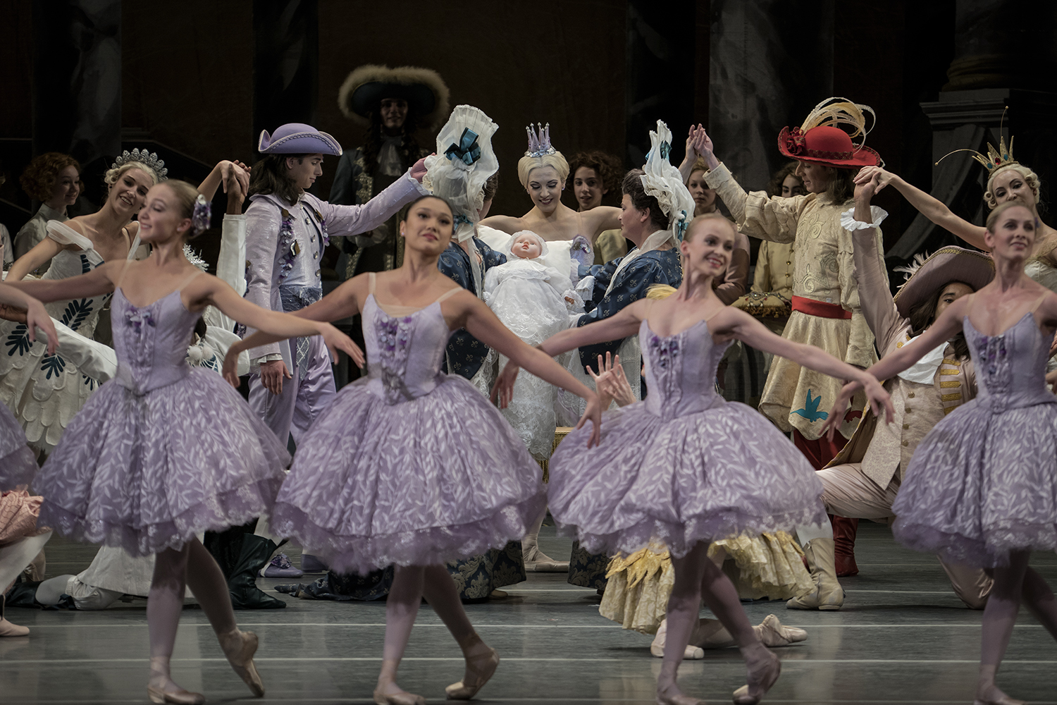the American Ballet Theater's performance of The Sleeping Beauty on Thursday, Mar. 31, 2016 at the Detroit Opera House in Detroit. Tim Galloway/Special for DFP