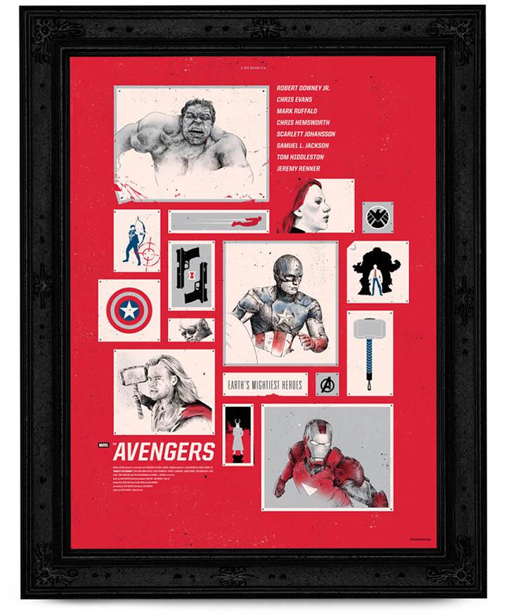 'Assembling' from Marvel Studios event promoting  The Avengers . 2012