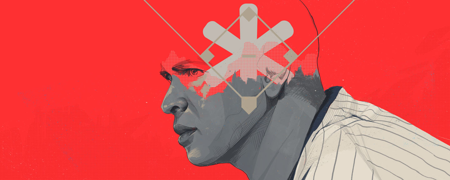 Best of LONGFORM - ESPN.comA series of illustrations representing some of the best of ESPN.com's longform storytelling. top: 'The Education of Alex Rodriguez'