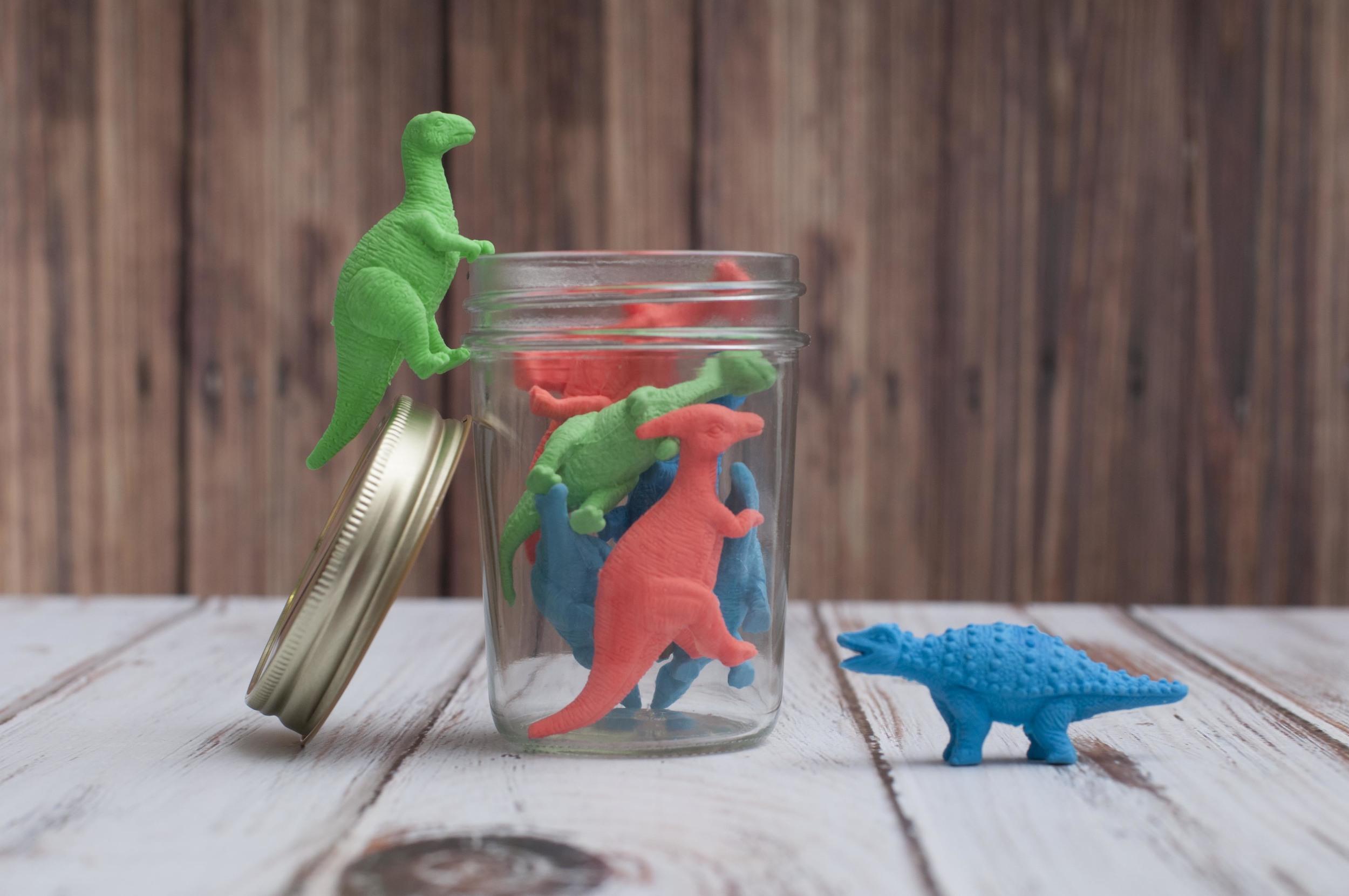 Toy/Trinket Jar