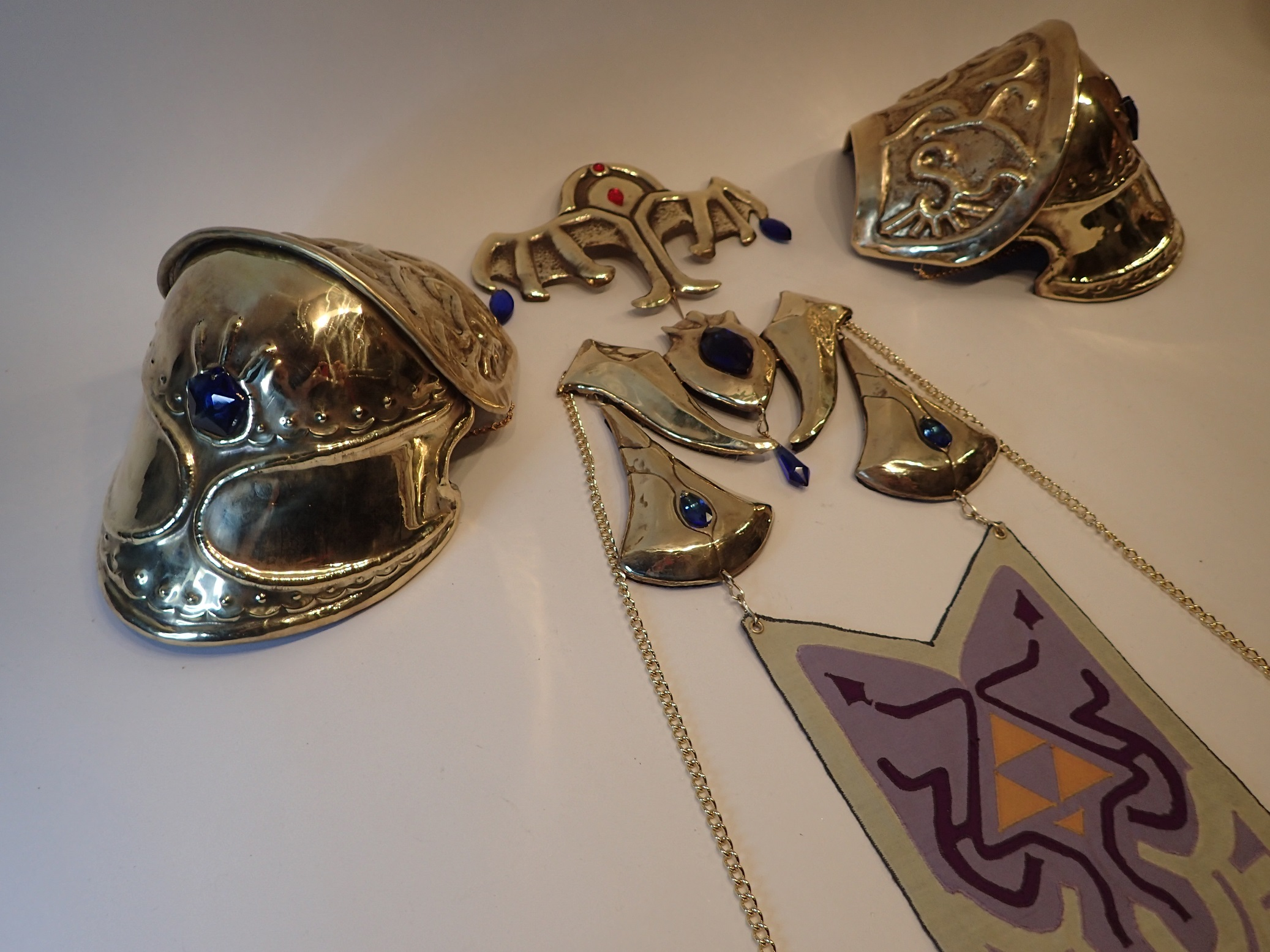 Princess Zelda Accessory Details