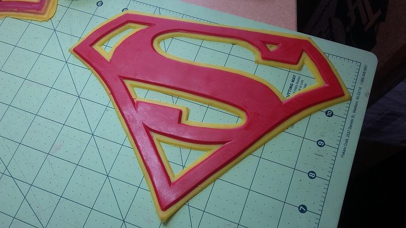 Supergirl Crest