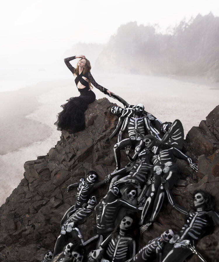 Skeleton Queen