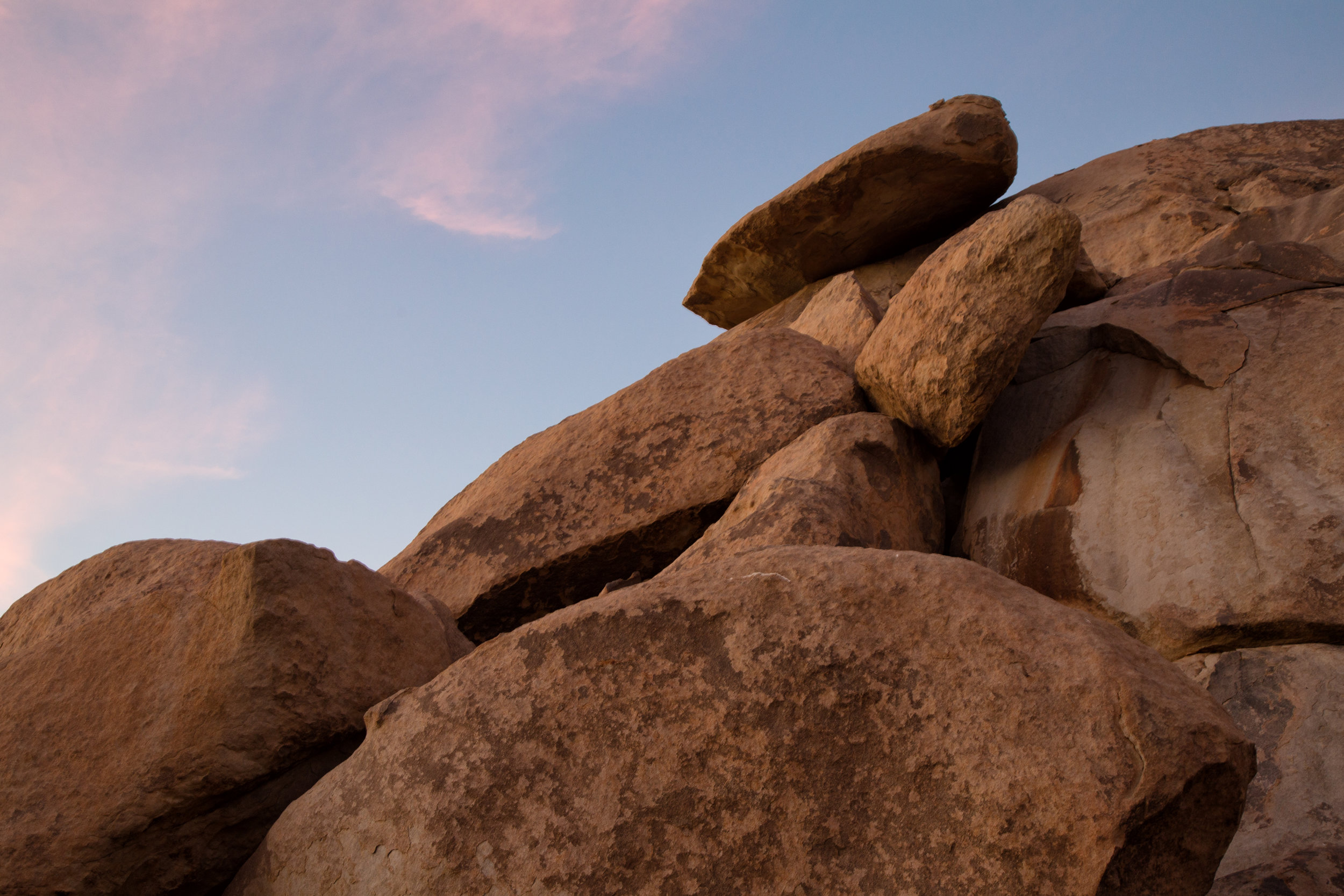 Sunset at Cap Rock. Colors changing.