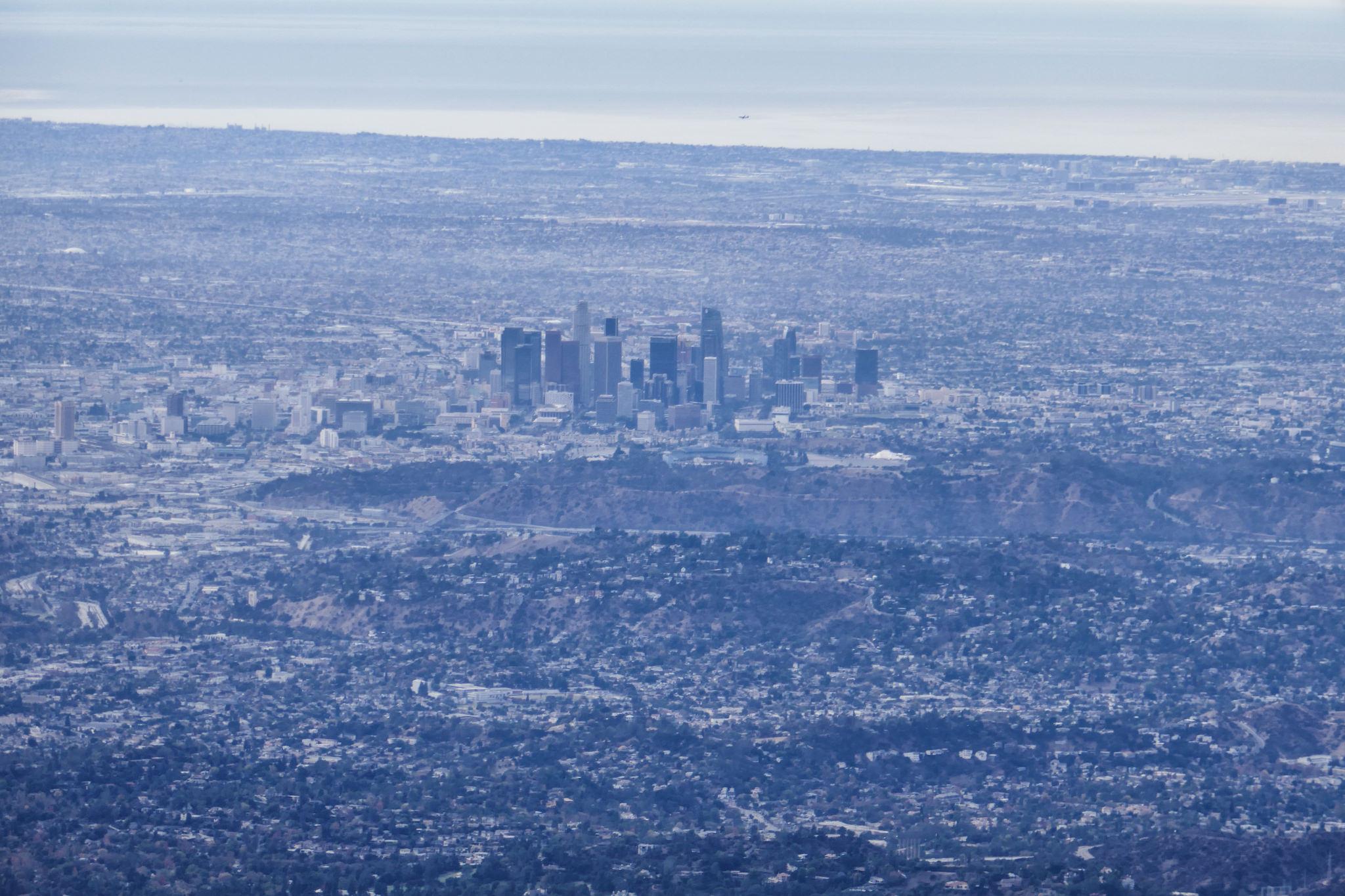 The LA Basin.