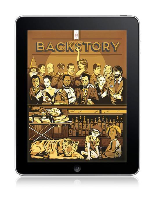 Company: Backstory   Industry:  IPad Media
