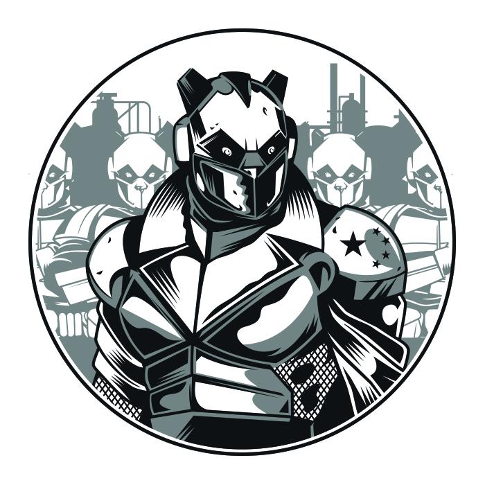 Gothic Panda - China