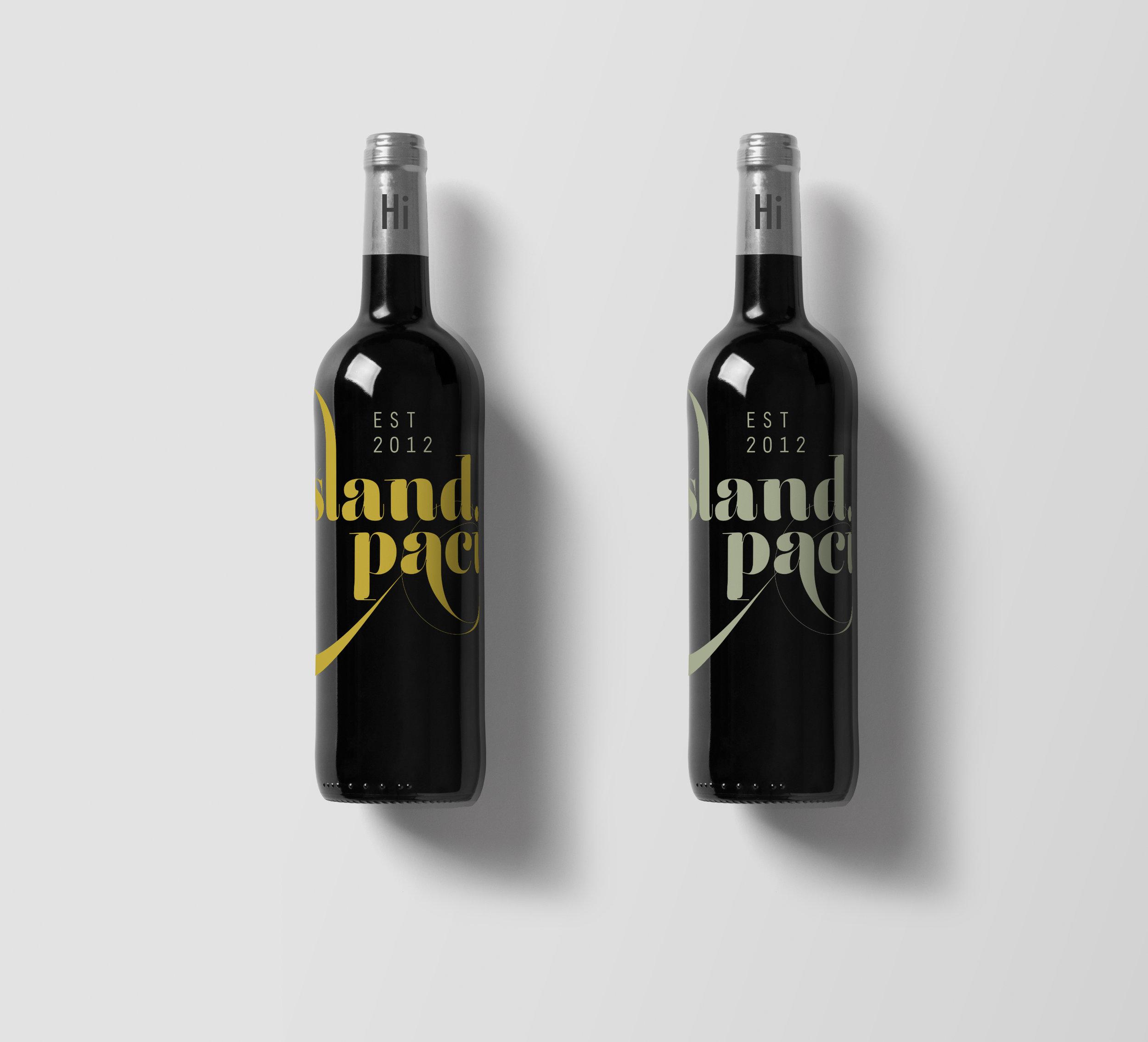 Island Pacific Wine