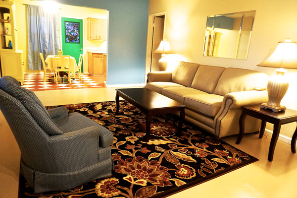 The Monet Suite  - 850 sq ft - Sleeps 1 to 3