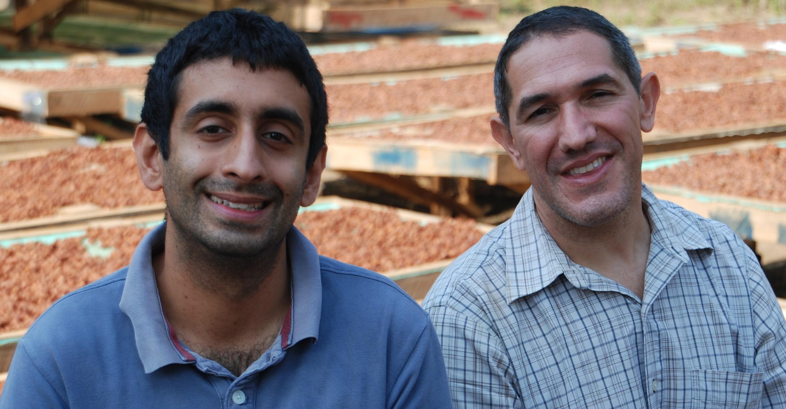 Simran and Brian - Directors