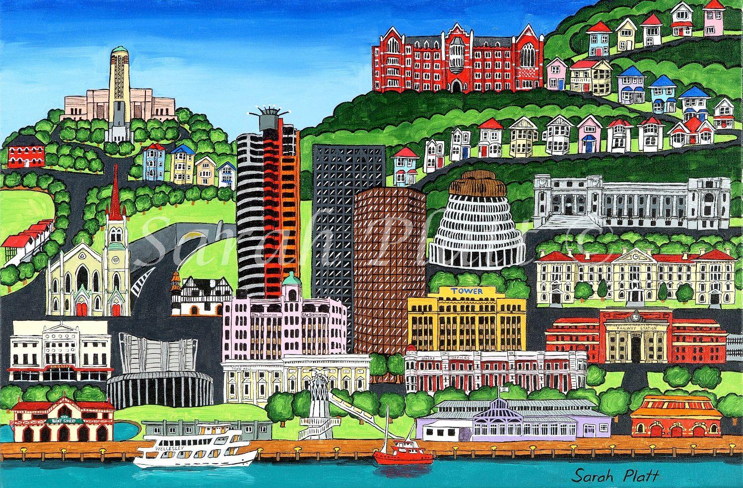 Wellington 2004