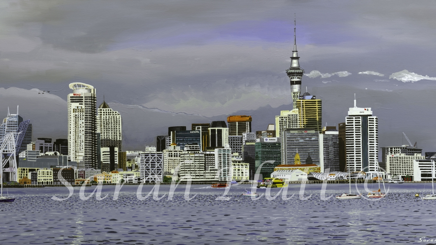 AUCKLAND COLLECTION