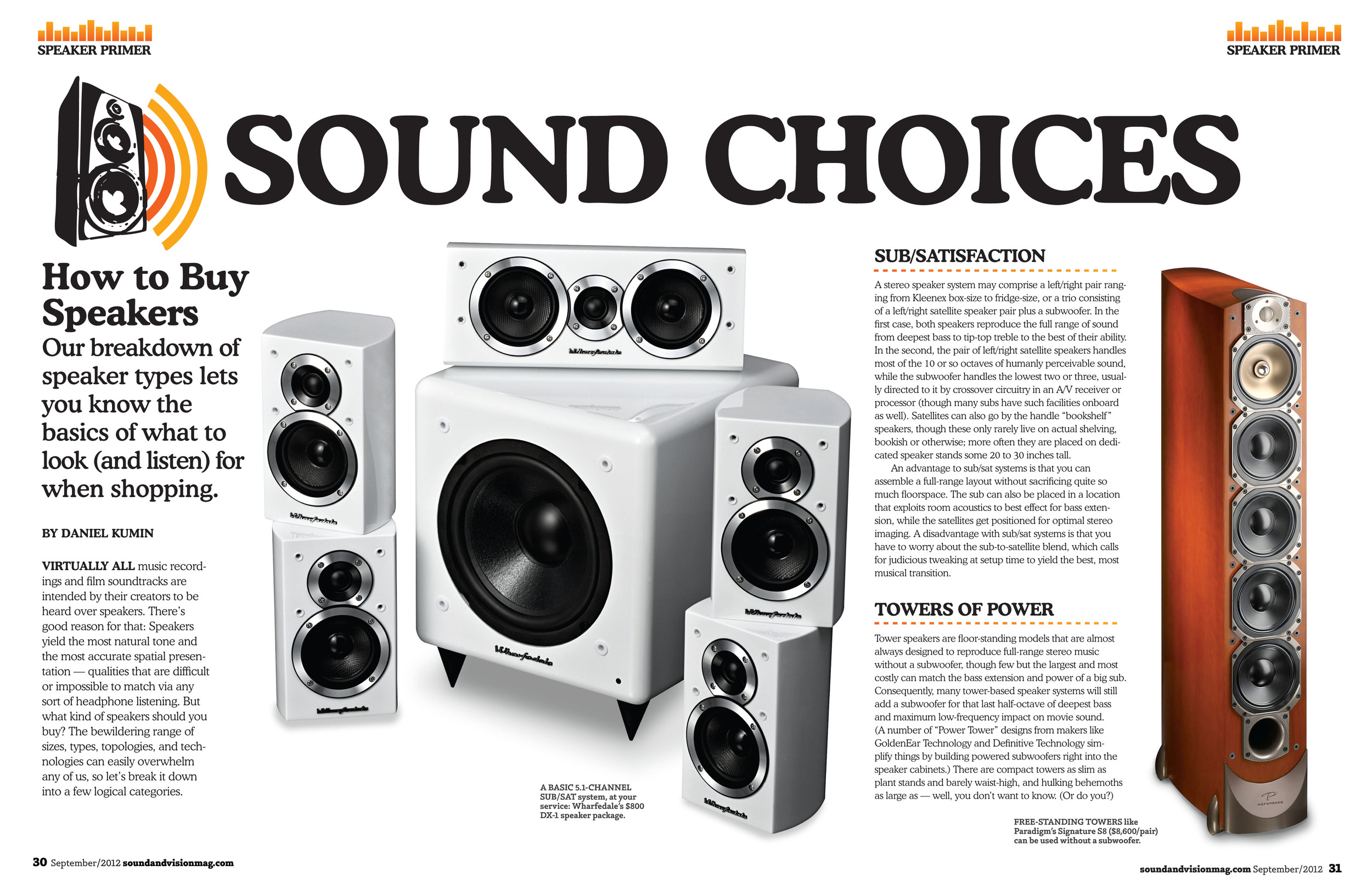 Sound System Feature